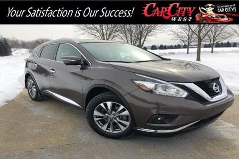 2015 Nissan Murano for sale in Clive, IA