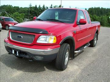 2002 Ford F-150 for sale in Richland Center, WI