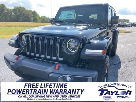 2020 Jeep Wrangler Unlimited for sale in Martin, TN