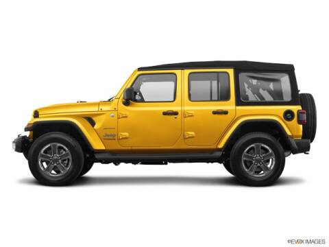 2019 Jeep Wrangler Unlimited for sale at Taylor Automotive in Martin TN