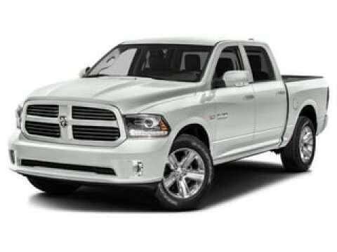 2016 RAM Ram Pickup 1500 Laramie for sale at Taylor Automotive in Martin TN