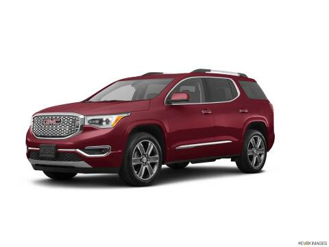 2018 GMC Acadia Denali for sale at Taylor Automotive in Martin TN