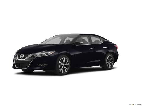 2018 Nissan Maxima 3.5 SL for sale at Taylor Automotive in Martin TN