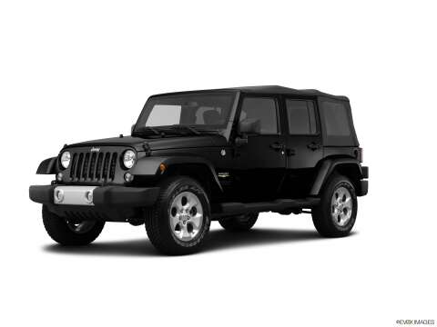2014 Jeep Wrangler Unlimited for sale at Taylor Automotive in Martin TN