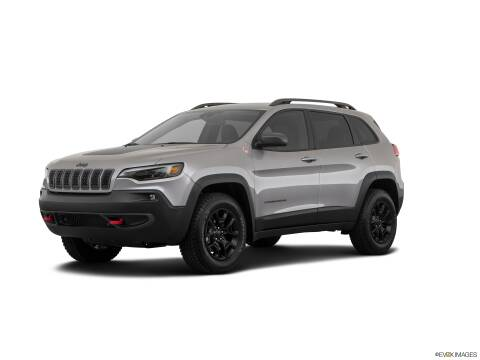 2019 Jeep Cherokee Trailhawk for sale at Taylor Automotive in Martin TN
