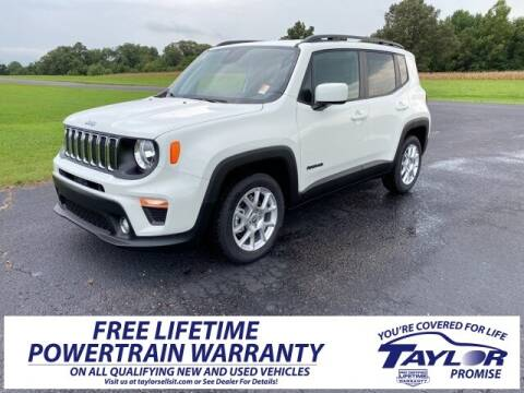2020 Jeep Renegade for sale at Taylor Automotive in Martin TN