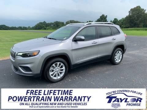2020 Jeep Cherokee for sale at Taylor Automotive in Martin TN
