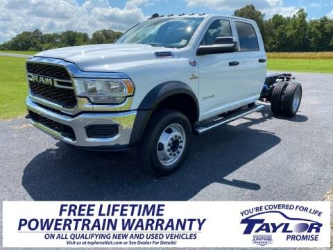 2020 RAM Ram Chassis 4500 for sale at Taylor Automotive in Martin TN