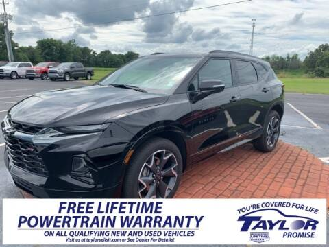 2020 Chevrolet Blazer for sale at Taylor Automotive in Martin TN