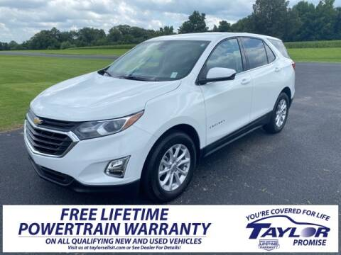 2020 Chevrolet Equinox for sale at Taylor Automotive in Martin TN