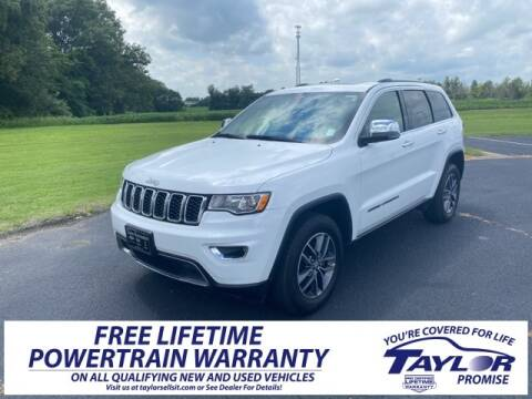 2017 Jeep Grand Cherokee for sale at Taylor Automotive in Martin TN