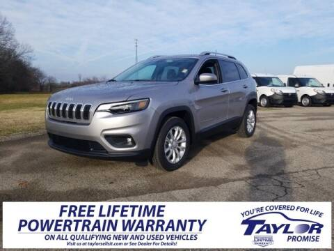 2019 Jeep Cherokee for sale at Taylor Automotive in Martin TN