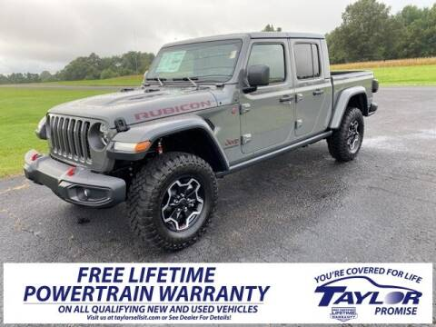 2020 Jeep Gladiator for sale at Taylor Automotive in Martin TN