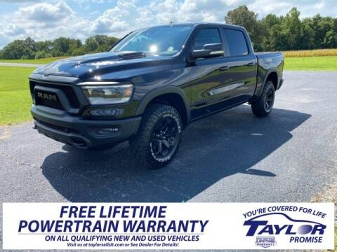 2020 RAM Ram Pickup 1500 for sale at Taylor Automotive in Martin TN