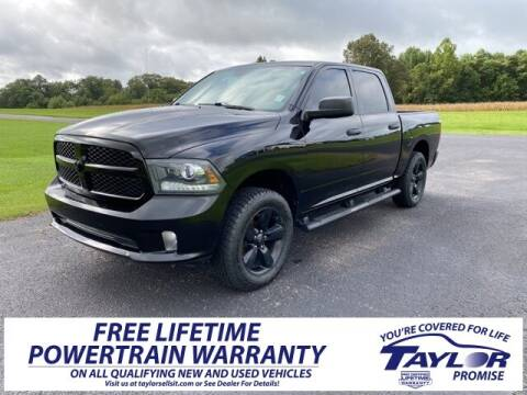 2014 RAM Ram Pickup 1500 for sale at Taylor Automotive in Martin TN