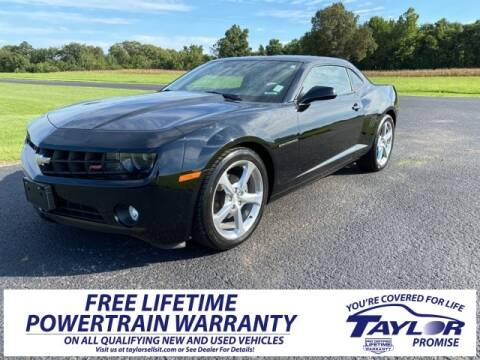 2013 Chevrolet Camaro for sale at Taylor Automotive in Martin TN