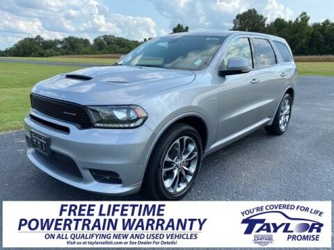 2020 Dodge Durango for sale at Taylor Automotive in Martin TN