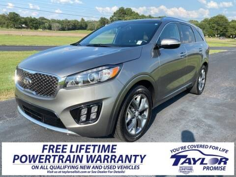 2016 Kia Sorento for sale at Taylor Automotive in Martin TN