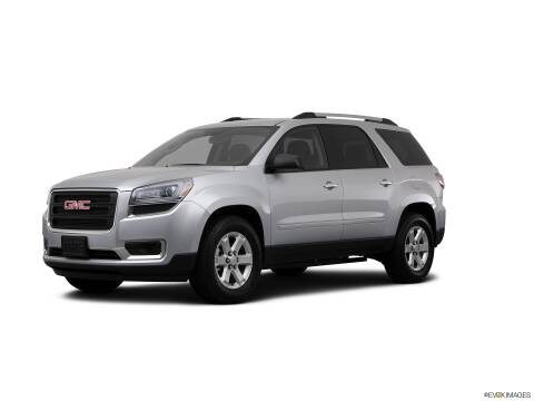 2013 GMC Acadia for sale at Taylor Automotive in Martin TN