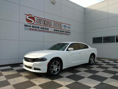 Car Dealerships Erie Pa >> 2016 Dodge Charger For Sale In Erie Pa