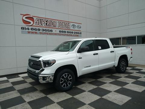 2020 Toyota Tundra for sale in Erie, PA