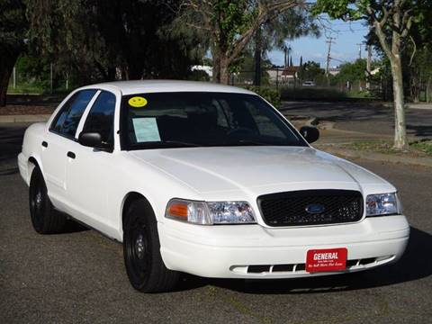 Used Police Cars For Sale Sacramento >> Used 2010 Ford Crown Victoria For Sale In Anchorage Ak