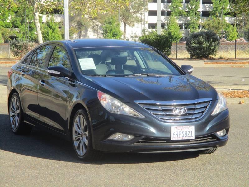 2011 Hyundai Sonata Limited 2 0t 4dr Sedan In Sacramento Ca