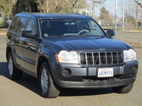 2007 Jeep Grand Cherokee for sale in Sacramento, CA