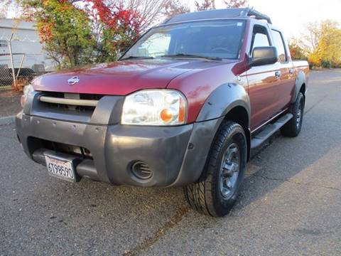 2001 Nissan Frontier for sale in Sacramento, CA