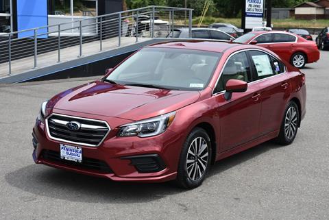 2019 Subaru Legacy for sale in Bremerton, WA