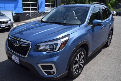 2020 Subaru Forester Limited for sale at PENINSULA AUTO GROUP in Bremerton WA