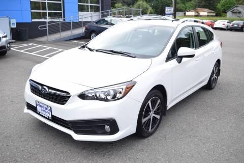 2020 Subaru Impreza Premium for sale at PENINSULA AUTO GROUP in Bremerton WA