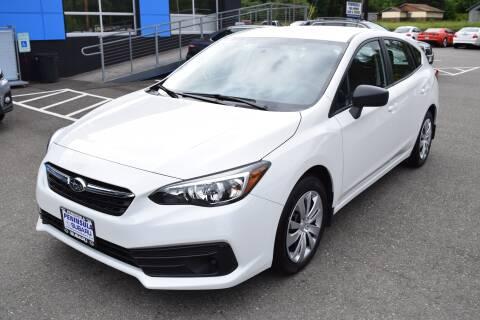 2020 Subaru Impreza for sale at PENINSULA AUTO GROUP in Bremerton WA