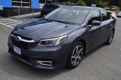 2020 Subaru Legacy Limited for sale at PENINSULA AUTO GROUP in Bremerton WA