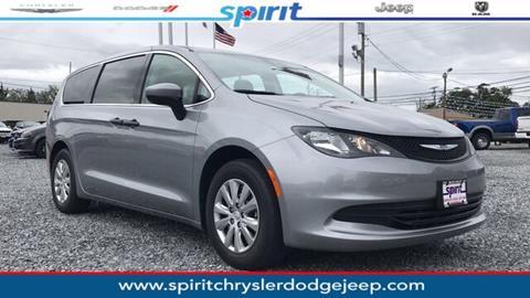 2020 Chrysler Voyager for sale in Swedesboro, NJ