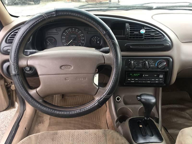 1999 Ford Contour LX 4dr Sedan - Salt Lake City UT