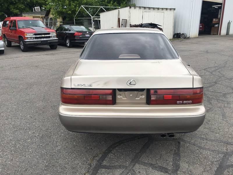 1994 Lexus ES 300 4dr Sedan - Salt Lake City UT