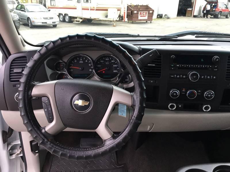 2008 Chevrolet Silverado 1500 2WD LT1 4dr Crew Cab 5.8 ft. SB - Salt Lake City UT