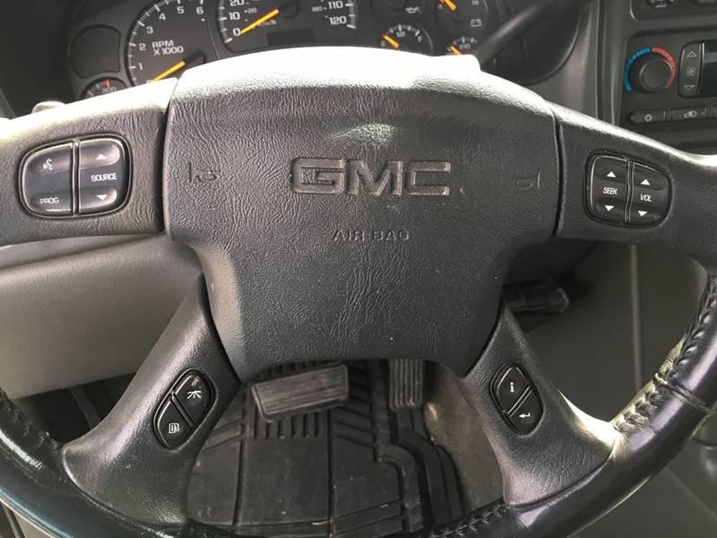 2005 GMC Sierra 2500HD 4dr Crew Cab SLT 4WD SB - Salt Lake City UT
