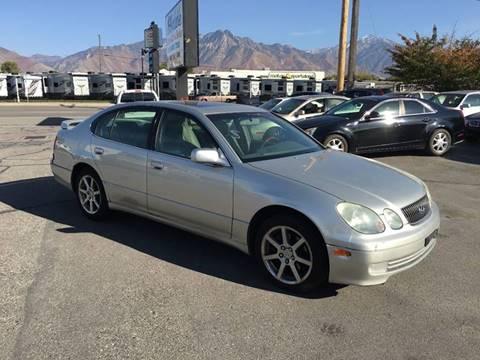 2003 Lexus GS 430 for sale in Salt Lake City, UT