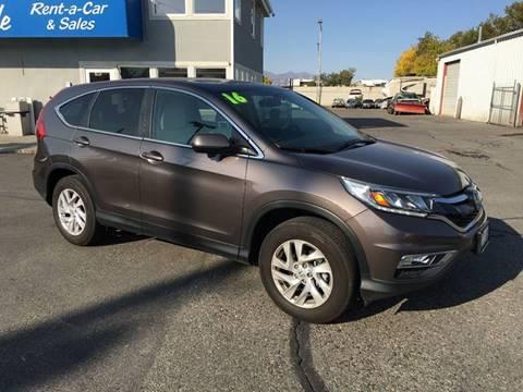 2016 Honda CR-V for sale in Salt Lake City, UT
