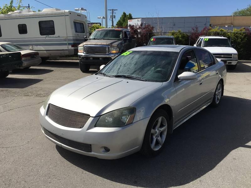 2005 Nissan Altima 3.5 SE R 4dr Sedan   Salt Lake City UT