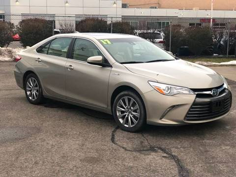Lake City Toyota >> Used Toyota Camry Hybrid For Sale In Salt Lake City Ut