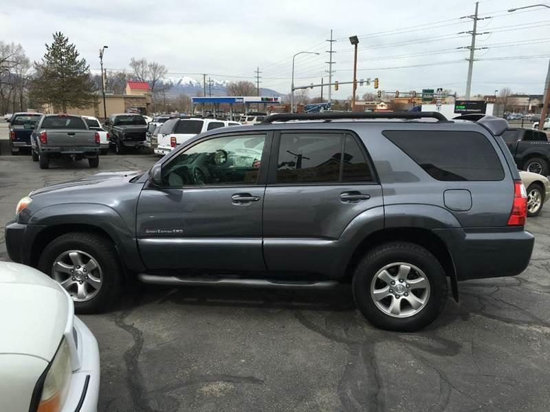 2009 toyota 4runner sport edition 4x4 4dr suv 4 7l v8 in. Black Bedroom Furniture Sets. Home Design Ideas