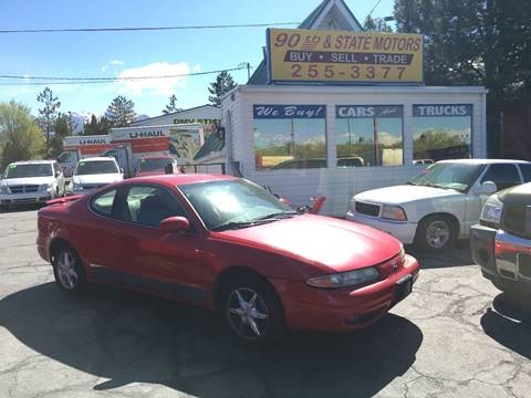 1999 Oldsmobile Alero for sale in Sandy, UT