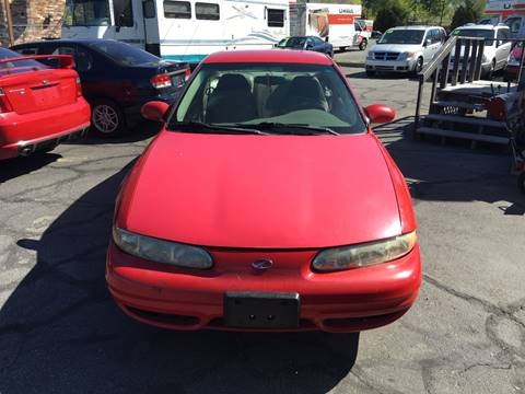 1999 Oldsmobile Alero for sale in Salt Lake City, UT