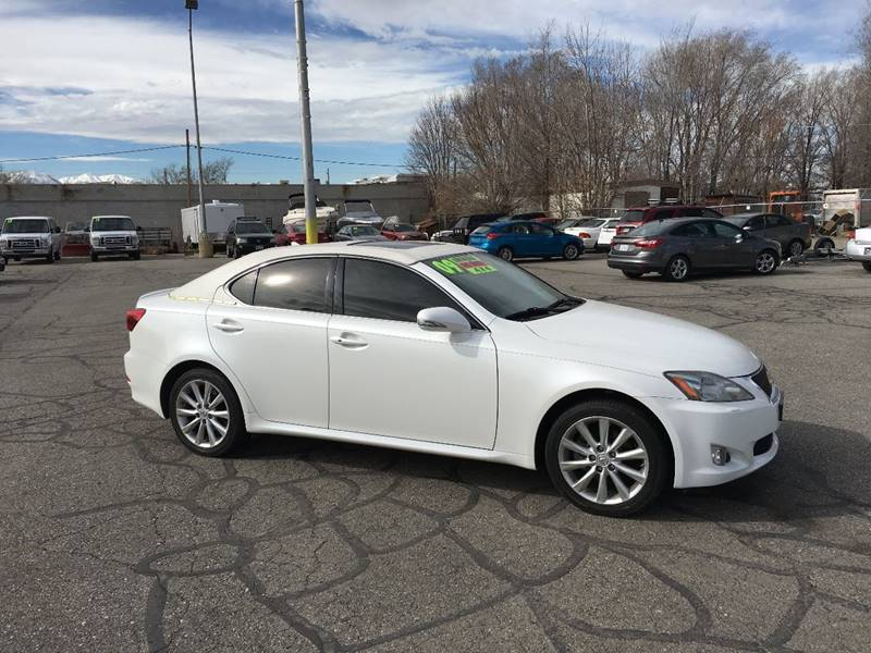 2009 Lexus IS 250 AWD 4dr Sedan - Salt Lake City UT