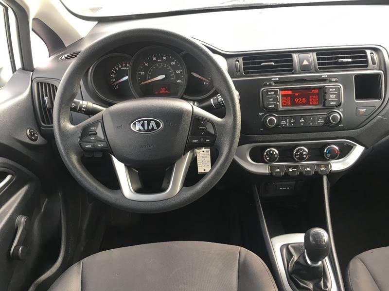 2013 Kia Rio LX 4dr Sedan 6M - Salt Lake City UT