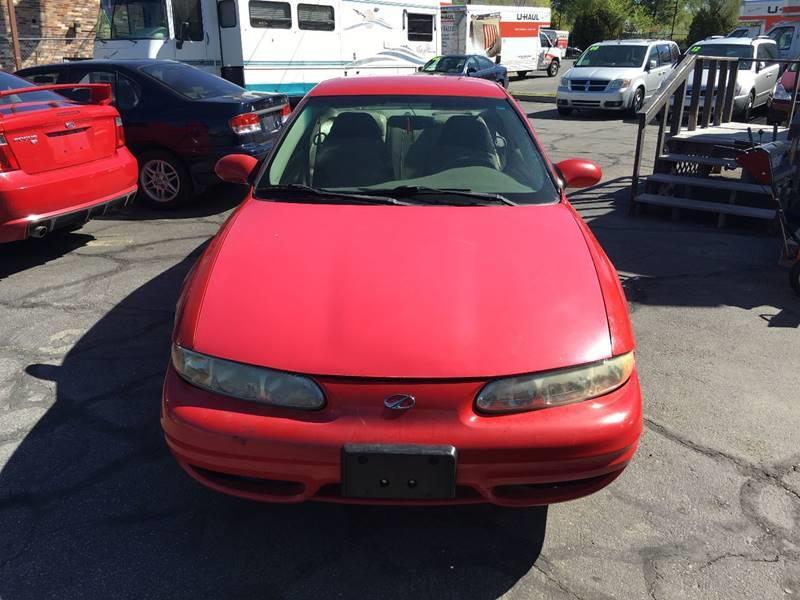 1999 Oldsmobile Alero GLS 2dr Coupe - Salt Lake City UT