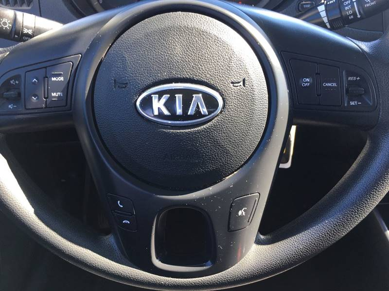 2012 Kia Forte EX 4dr Sedan 6A - Salt Lake City UT